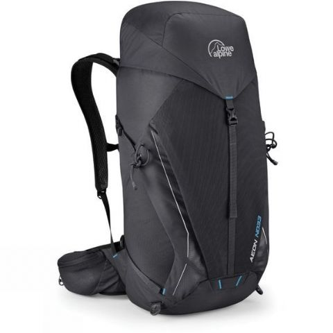 Lowe Alpine Womens Aeon ND33 - Rucksack - Anthracite